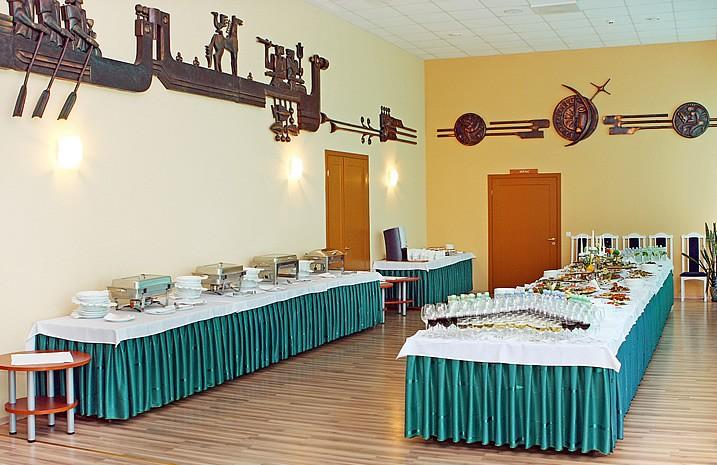 Restoranas, banketų salės poilsio ir reabilitacijos centre Pušynas *** - 3