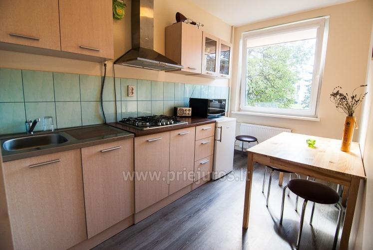 Ein-Zimmer-Wohnungen Zur Miete In Klaipeda Zentrum Und Altstadt