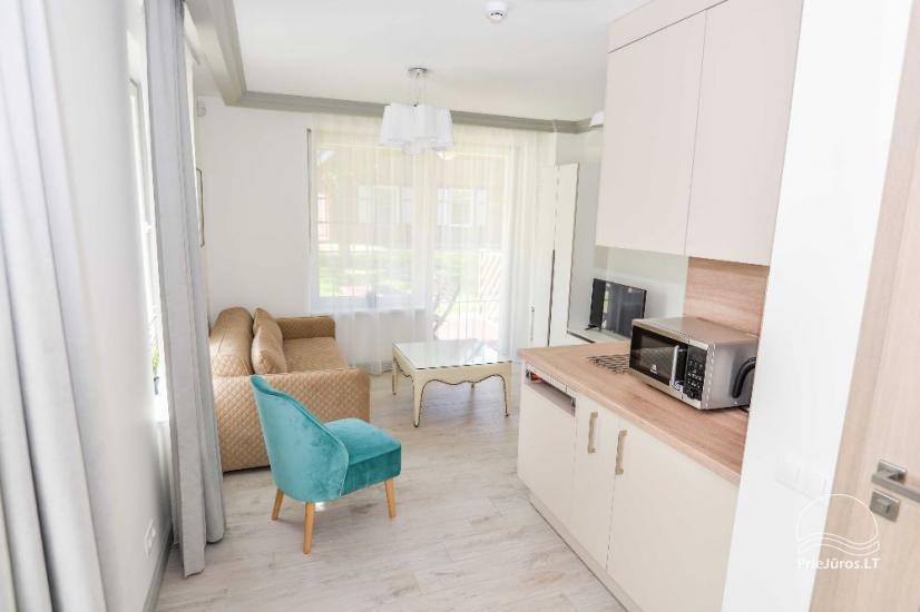 Image - № 1 Четырехместный апартамент (2 + 2) 38 кв.м.
