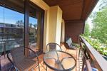 Luxus Zweistöckiges Appartement im dritten Stock mit Balkon Nr. 9 - 10