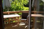 No. 6 Double room with the view to the garden, large and new terrace, with separate entrance - 4