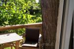 Nr 6 Pokój dwuosobowy z widokiem na ogród, duży i nowy taras, z osobnym wejściem - 7