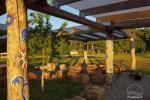 Glempingas,  gazebos ir turistinė stovyklavietė - 19