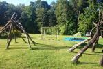 Glempingas,  gazebos ir turistinė stovyklavietė - 7