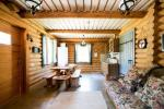 Log-house with sauna and two bedrooms - 13