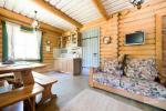 Log-house with sauna and two bedrooms - 17