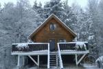 Bathhouse for rent on the shore of the water pond in Egliškiai, Kretinga district, Klaipeda county. - 3