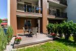 Einzimmerwohnung mit Terrasse und separatem Eingang vom Hof (1A) - 1