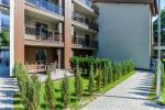 Einzimmerwohnung mit Terrasse und separatem Eingang vom Hof (1A) - 3