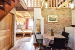 Namas Nr. 2. Apartamentai su atskirais įėjimais, terasomis, lauko baldais, virtuvėmis - 4