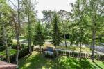 Keturviečiai apartamentai su 1 miegamuoju, balkonu ir židiniu. 60 kv.m. - 14