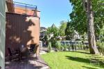 Dviejų miegamųjų apartamentai su terasa ir atskiru įėjimu iš kiemo (1B) - 1