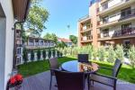 One bedroom apartment with terrace and a separate entrance from the yard (2B) - 3