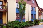 Victoria dzīvokļi atrodas Nida kūrorta centrā Kuršu kāpā Lietuvā. - 1