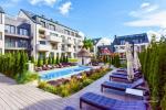 Новая (40 кв.м) квартира в новом комплексе с бассейном - 14