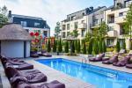 Новая (40 кв.м) квартира в новом комплексе с бассейном - 15