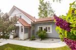 120 m² ploto namas - vila su privačiu kiemu iki 10 asmenų - 2