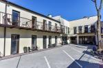 Yard, terraces, parking lot - 2