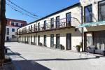 Yard, terraces, parking lot - 7