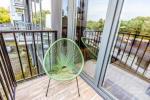 Nr. 10 Divistabu dzīvoklis ar balkonu - 10