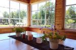 Namas su seminarų sale, miegamaisiais, privačia teritorija - 11
