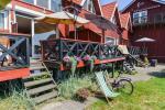 Dviejų kambarių apartamentai su terasa ir vaizdu į marias - 3
