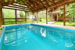 Namas šventėms su sale, miegamaisiais, pirtimi, kubilu, lauko baseinu - 5