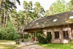 Māja pasākumiem ar banketu zāli, guļamistabām, saunu, burbuļvannu, āra peldbaseinu - 1