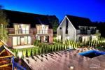 1 Apartamentai prie jūros (1 kambarys su kiemu, terasa ir šildomu lauko baseinu) - 1