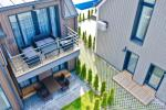 Two rooms apartment on the second floor with spacious balcony and outdoor furniture - 9