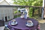 No. 9 two-room apartment with a fireplace and balcony on the second floor (45 sqm.) - 12