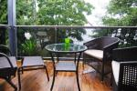 No. 9 two-room apartment with a fireplace and balcony on the second floor (45 sqm.) - 13