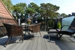 No. 3 two-room apartment with a terrace on the third floor (apartment area - 38 sqm.) - 17