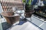 No. 3 two-room apartment with a terrace on the third floor (apartment area - 38 sqm.) - 19