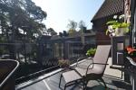 No. 3 two-room apartment with a terrace on the third floor (apartment area - 38 sqm.) - 21