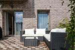 One bedroom flat with terrace and fenced yard - 5