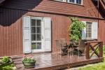 Nr. 3 Apartamentai su atskiru įėjimu, terasa, virtuve, dušu ir WC - 75 EUR / para. - 1