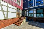 "2. Apartment ""Purvynės 51-10"" in Nida. Quiet location near Curonian lagoon, separate entrance, first floor. Purvynes 51 - 4"