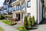 """1. Dzīvoklis """"Nida Lotmiškio Apartment"""" ar atsevišķu ieeju un terasi Nidā - 2"""