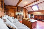 Zwei-Zimmer-Ferienwohnung für 5 Personen mit Küche, Wohnzimmer, Balkon - 2