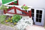 № 2 Просторный двухместный номер (+2) СТУДИЯ в цокольном этаже с отдельным входом со двора и с беседкой - 3