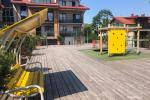 2-room apartment with a private yard in the center of Palanga. Ganyklu street 12 - 13