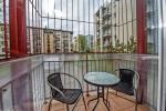 2 kambarių butas su balkonu Palangos centre, Žvejų g. 43 - 4